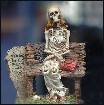 Esperando al hombre perfecto...