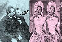 Hermanas Legrand.. increible, pero debe ser cierto..(parte 2)